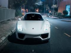 Video: Siêu phẩm Porsche 918 Spyder trên đường phố Gò Vấp, hẹn ngày gặp mặt Ferrari LaFerrari