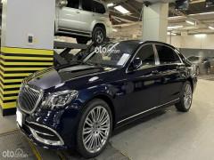 Mercedes-Maybach S 450 2021 lên sàn xe cũ, rẻ hơn nửa tỷ so với giá niêm yết