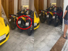 Khám phá garage của cô gái mới tậu Mercedes-AMG G63, ấn tượng phải kể đến dàn xe Honda SH biển đẹp