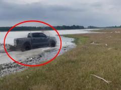Video: Trải nghiệm off-road cùng Ford Ranger Raptor, người lái nhận cái