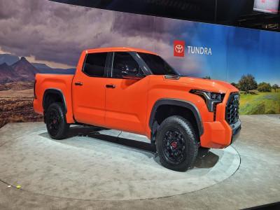Chi tiết xe bán tải Toyota Tundra 2022 - Đối thủ cạnh tranh của Ford F-150