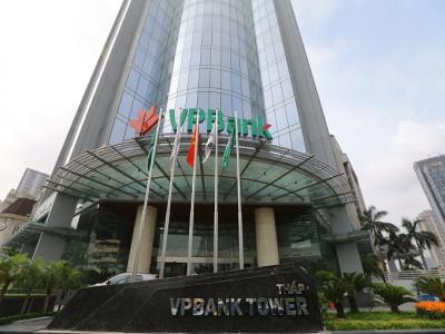 VPBank được chấp thuận tăng vốn điều lệ thêm gần 19.758 tỷ đồng