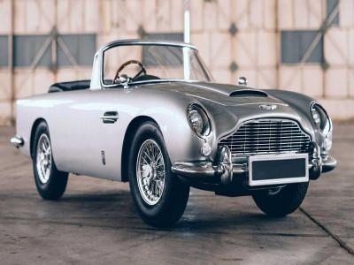 """Aston Martin DB5 Junior """"No Time To Die"""" - Chiếc xe điệp viên đẳng cấp cho trẻ em, giá từ 2,79 tỷ đồng"""