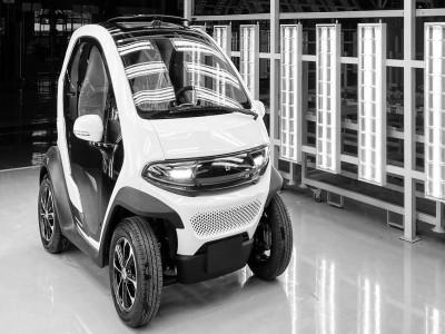 Eli Zero - Mẫu xe điện tí hon, chuyên dùng trong đô thị với giá chỉ từ 293 triệu đồng