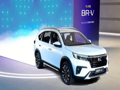Honda BR-V 2022 chính thức ra mắt Đông Nam Á, có thể về Việt Nam để cạnh tranh Mitsubishi Xpander