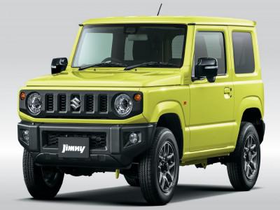Vén màn Suzuki Jimny 2022 với thiết kế giữ nguyên, trang bị nâng cấp nhẹ
