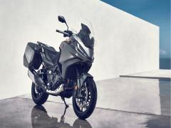 Honda NT1100 chính thức trình làng: Thiết kế đẹp như X-ADV, nhiều trang bị tiện lợi để đi phượt