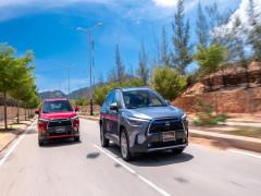 """Các dòng xe SUV đang """"làm mưa, làm gió"""" của Toyota tại Việt Nam hiện nay"""
