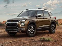 Crossover 5 chỗ Chevrolet Trailblazer 2022 sẽ ra mắt Đông Nam Á với 2 phiên bản, giá cao hơn kỳ vọng