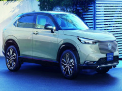 Honda HR-V 2022 được chốt lịch ra mắt Đông Nam Á vào tháng sau