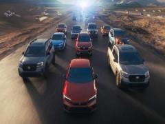 60 giây nhìn lại tất cả những mẫu xe quan trọng nhất trong 73 năm lịch sử Honda