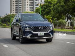 Doanh số xe crossover 5+2 trong tháng 9/2021: Hyundai Santa Fe vững vàng đầu bảng, Vinfast Lux SA2.0 bất ngờ tỏa sáng