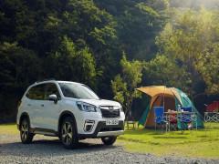 """Vốn đã giảm hơn 200 triệu, Subaru Forester còn có thêm ưu đãi 2 năm bảo dưỡng miễn phí cho """"tới công chuyện"""""""