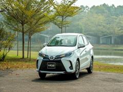 Toyota tăng ưu đãi cho Vios, quyết giành lại vị thế dẫn đầu phân khúc từ tay Hyundai Accent