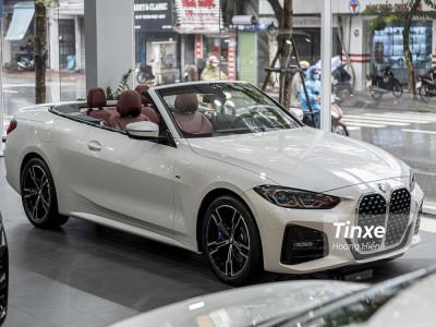 BMW 4-Series Convertible 2021 chính thức được chốt giá tại Việt Nam