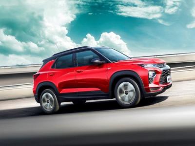 Chevrolet Trailblazer quay trở lại Đông Nam Á dưới dạng crossover cỡ C, cạnh tranh Honda CR-V