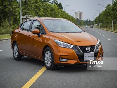 Đánh giá Nissan Almera 2021: Hãy quên Sunny đi, Almera giờ mới là