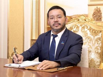 Ông Lương Trí Thìn thôi làm Chủ tịch Đất Xanh Services