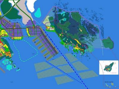 Điều chỉnh quy hoạch chi tiết khu bến Lạch Huyện thuộc cảng biển Hải Phòng